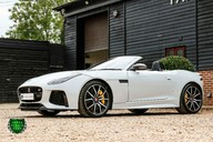 Jaguar F-Type V8 SVR AWD CONVERTIBLE 25