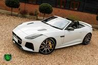 Jaguar F-Type V8 SVR AWD CONVERTIBLE 27