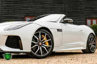 Jaguar F-Type V8 SVR AWD CONVERTIBLE 27