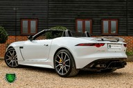 Jaguar F-Type V8 SVR AWD CONVERTIBLE 30