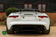 Jaguar F-Type V8 SVR AWD CONVERTIBLE 33