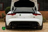 Jaguar F-Type V8 SVR AWD CONVERTIBLE 35
