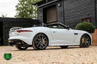 Jaguar F-Type V8 SVR AWD CONVERTIBLE 37