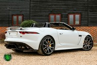 Jaguar F-Type V8 SVR AWD CONVERTIBLE 38