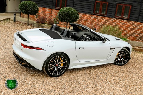 Jaguar F-Type V8 SVR AWD CONVERTIBLE 39