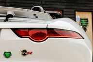 Jaguar F-Type V8 SVR AWD CONVERTIBLE 41