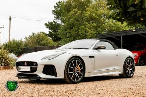 Jaguar F-Type V8 SVR AWD CONVERTIBLE 44