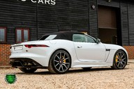 Jaguar F-Type V8 SVR AWD CONVERTIBLE 45