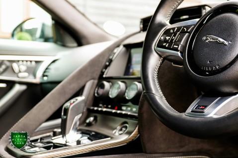 Jaguar F-Type V8 SVR AWD CONVERTIBLE 53