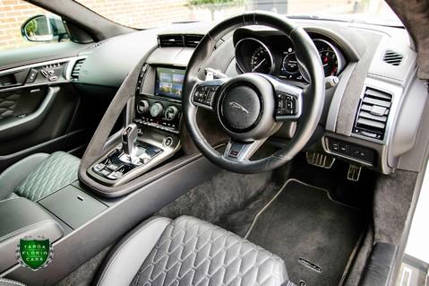 Jaguar F-Type V8 SVR AWD CONVERTIBLE 58
