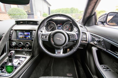 Jaguar F-Type V8 SVR AWD CONVERTIBLE 58