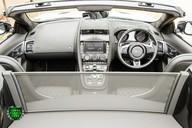 Jaguar F-Type V8 SVR AWD CONVERTIBLE 65