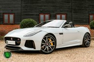 Jaguar F-Type V8 SVR AWD CONVERTIBLE 3