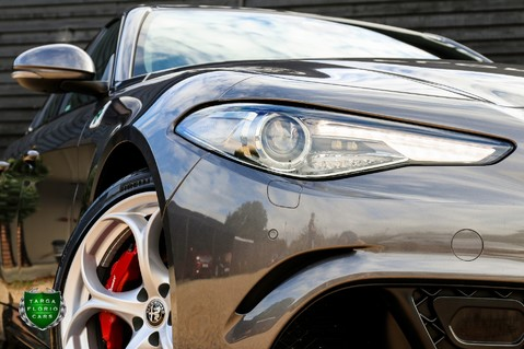 Alfa Romeo Giulia V6 BITURBO QUADRIFOGLIO 13