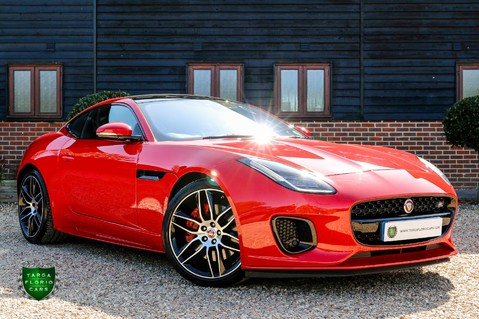 Jaguar F-Type I4 CHEQUERED FLAG 14