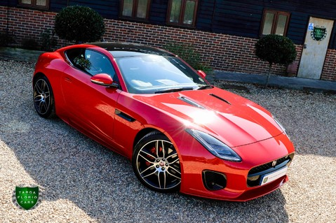 Jaguar F-Type I4 CHEQUERED FLAG 15