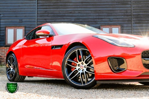 Jaguar F-Type I4 CHEQUERED FLAG 16