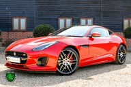Jaguar F-Type I4 CHEQUERED FLAG 23
