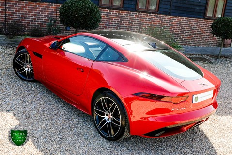 Jaguar F-Type I4 CHEQUERED FLAG 28