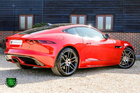 Jaguar F-Type I4 CHEQUERED FLAG 35