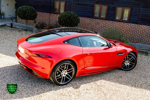 Jaguar F-Type I4 CHEQUERED FLAG 36