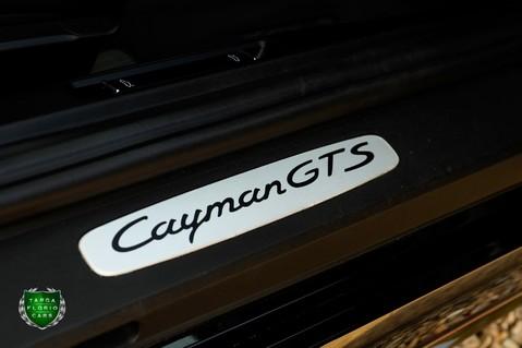 Porsche 718 CAYMAN GTS PDK 37