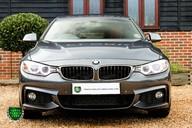 BMW 4 Series 430D XDRIVE M SPORT GRAN COUPE 20