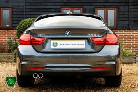 BMW 4 Series 430D XDRIVE M SPORT GRAN COUPE 32