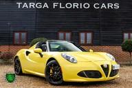 Alfa Romeo 4C TBI SPIDER 1
