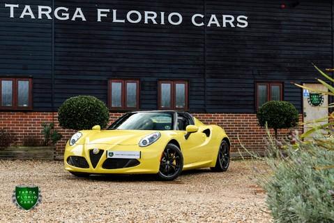 Alfa Romeo 4C TBI SPIDER 5