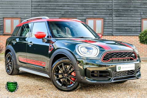 Mini Countryman JOHN COOPER WORKS ALL4 17