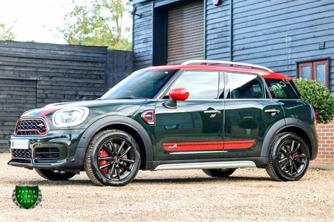 Mini Countryman JOHN COOPER WORKS ALL4 25