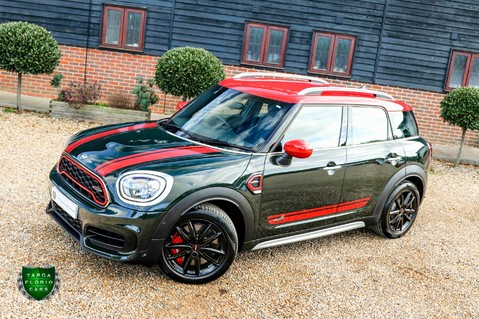 Mini Countryman JOHN COOPER WORKS ALL4 27