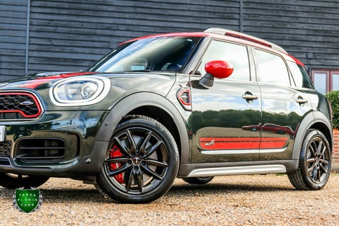 Mini Countryman JOHN COOPER WORKS ALL4 29