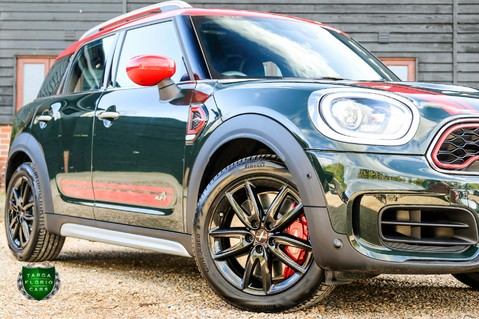 Mini Countryman JOHN COOPER WORKS ALL4 2