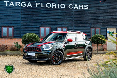 Mini Countryman JOHN COOPER WORKS ALL4 4