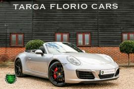Porsche 911 CARRERA 4S PDK CABRIOLET