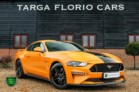 Ford Mustang 5.0 V8 GT Whipple Stage 2 Supercharger 725BHP 10 Speed Auto 1