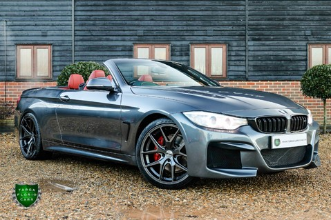 BMW 4 Series AUTOVOGUE AVR-4 435D XDRIVE M SPORT 18