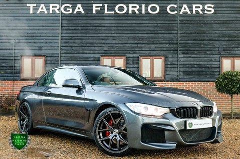 BMW 4 Series AUTOVOGUE AVR-4 435D XDRIVE M SPORT 17