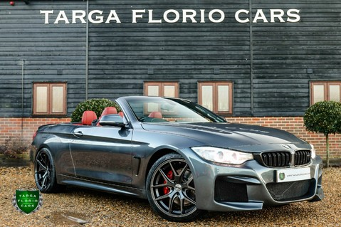 BMW 4 Series AUTOVOGUE AVR-4 435D XDRIVE M SPORT 1