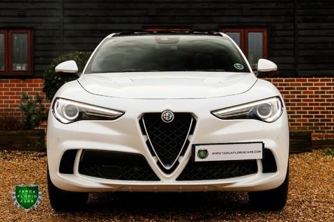 Alfa Romeo Stelvio V6 BITURBO QUADRIFOGLIO Q4 AUTO 21