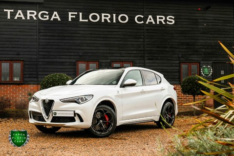 Alfa Romeo Stelvio V6 BITURBO QUADRIFOGLIO Q4 AUTO 31