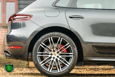 Porsche Macan TURBO PERFORMANCE PDK 14