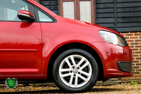 Volkswagen Touran SE TDI BLUEMOTION TECHNOLOGY - PX TO CLEAR 9
