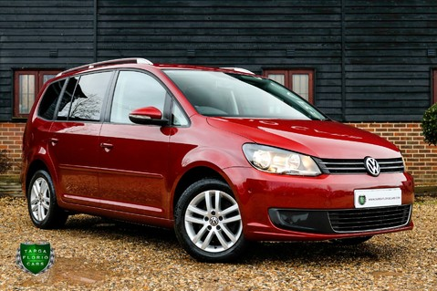 Volkswagen Touran SE TDI BLUEMOTION TECHNOLOGY - PX TO CLEAR 13