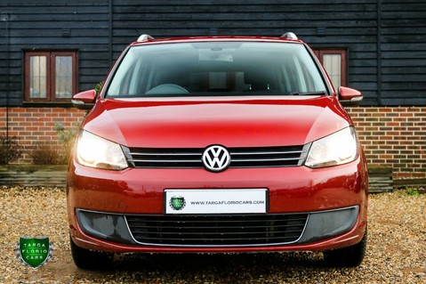 Volkswagen Touran SE TDI BLUEMOTION TECHNOLOGY - PX TO CLEAR 15