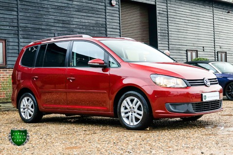 Volkswagen Touran SE TDI BLUEMOTION TECHNOLOGY - PX TO CLEAR 17