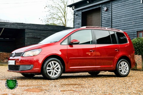 Volkswagen Touran SE TDI BLUEMOTION TECHNOLOGY - PX TO CLEAR 18