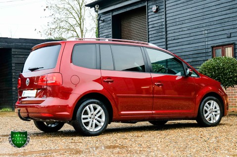 Volkswagen Touran SE TDI BLUEMOTION TECHNOLOGY - PX TO CLEAR 23